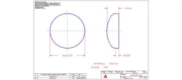 """06.62""""OD-.176""""MIN-1.50""""FL"""